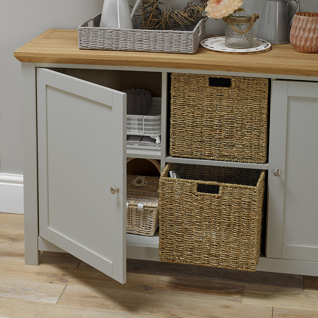 Costwold Sideboard Grey