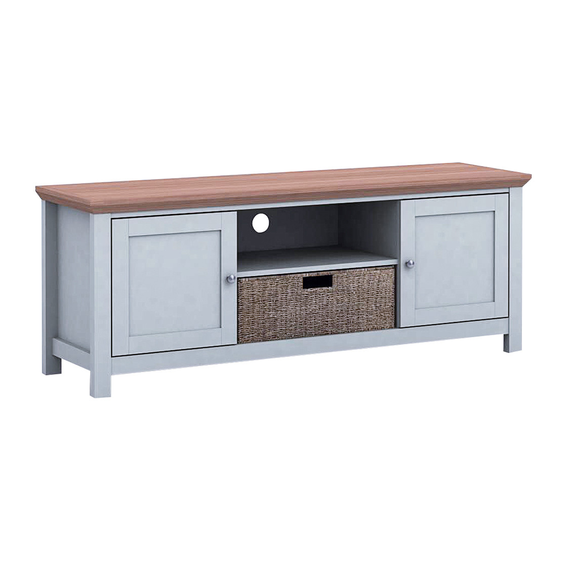 Cotswold TV Unit Grey