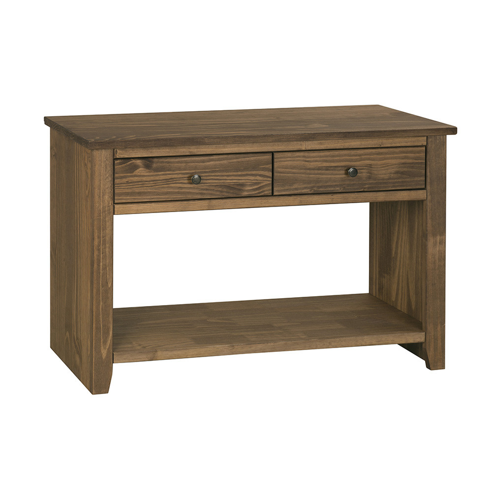 Havana Console Table Pine