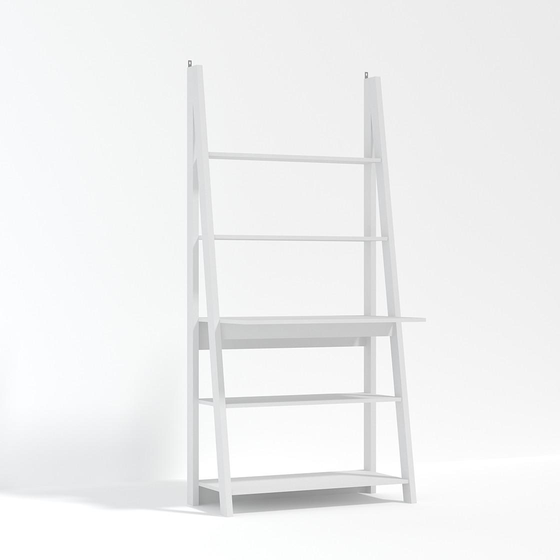 Tiva Ladder Desk White