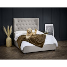 Belgravia Cappuccino Super King Bed