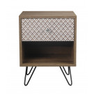 Casablanca 1DR Lamp Table