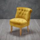 Charlotte Chair Mustard