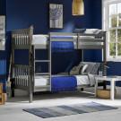 Leo Bunk Bed Grey