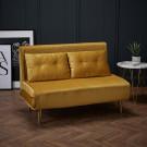 Madison Sofa Bed Mustard