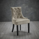 Morgan Chair Beige (Pack Of 2)