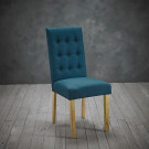 Roma Chair Teal (Pack of 2)