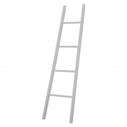 Alaska Towel Ladder Grey