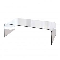 Azurro Coffee Table Glass
