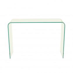 Azurro Console Table Glass