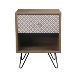 Casablanca 1DR Lamp Table