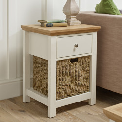 Cotswold Lamp Table Cream