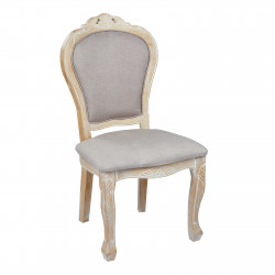 Provence Chair Weathered Oak (Pack of 2)