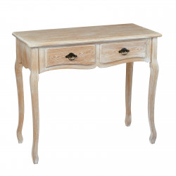 Provence Console Table Oak