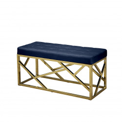 Renata Bench Royal Blue