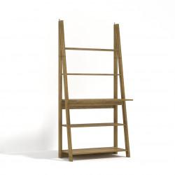 Tiva Ladder Desk Oak
