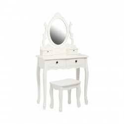 Antoinette Dressing Table White