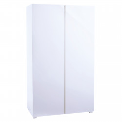 Puro 2 Door Wardrobe White